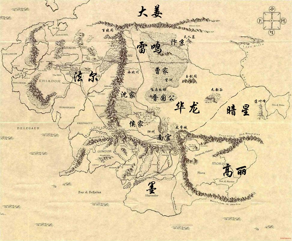 【白玉道】地图 与 【白玉道】(108-155)作者:陌上昏鸦